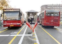 برای نجات مردم از اتوبوسها و متروها…