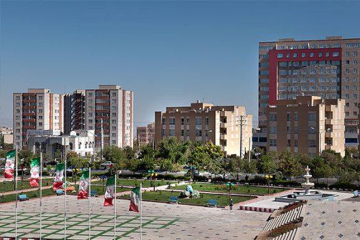 انتخاب فاز پنج شهر جدید سهند به عنوان پایلوت کشوری طراحی مدرن شهری