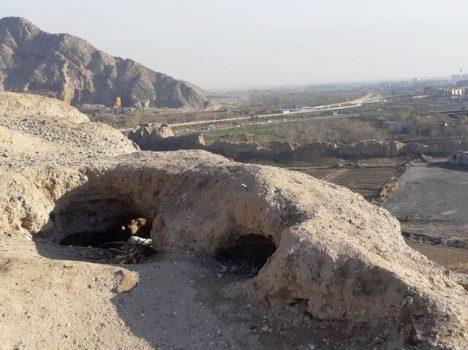 نفسِ شهر باستانی را حوالی تهران بریدهاند…