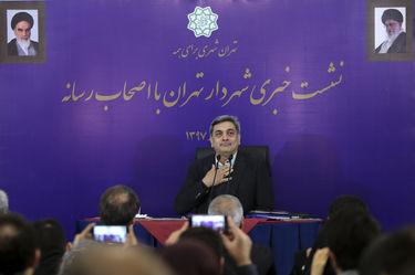 در اولین نشست خبری شهردار تهران چه گذشت