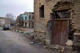 ۳۱ درصد بافت شهری استان کرمانشاه ناکارآمد است