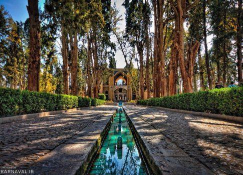 زیباترین باغ های ایرانی کدامند؟