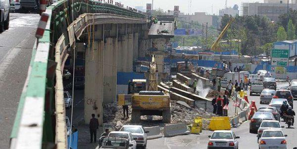 آغاز جمع آوری پل گیشا در چند روز آینده/ زیرگذر تا پایان سال بهره برداری می شود
