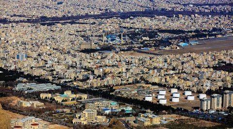 توجه به رویکردهای نوین توسعه مانع از رشد افقی شهر می شود