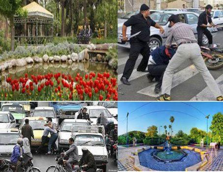 فضای شهری؛ خشونتآمیز یا دلگشا