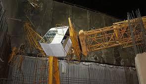سقوط تاور در ملاصدرای تهران و زخمی دیگر برپیکر جامعه کارگری
