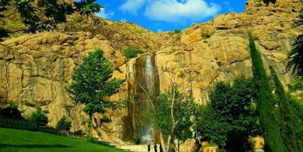 طاقبستان کرمانشاه صاحب آبشار مصنوعی ۹۰ متری میشود