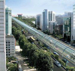 """""""دوچرخه"""" اصلیترین وسایل حملونقل در کره جنوبی میشود"""