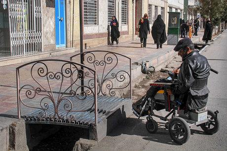 احصاء اماکن مناسبسازی نشده شهری در دستور کار