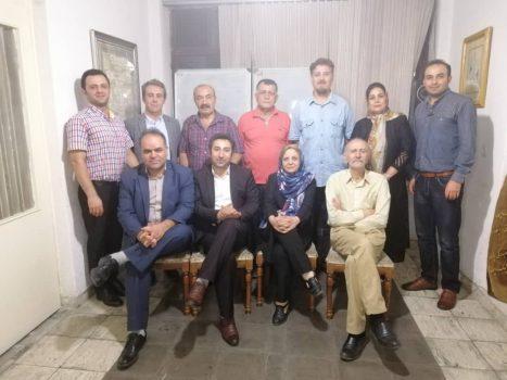 شهروندان «کوردتهران» به دنبال تحقق شعار تهران شهری برای همه هستند