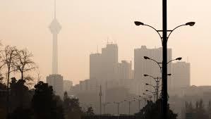 تغییر جنس آلودگی هوای پایتخت