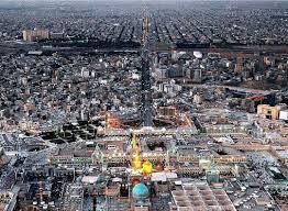 تصویب طرح ویژه تفصیلی بافت پیرامون حرم مطهر رضوی در شورایعالی شهرسازی و معماری
