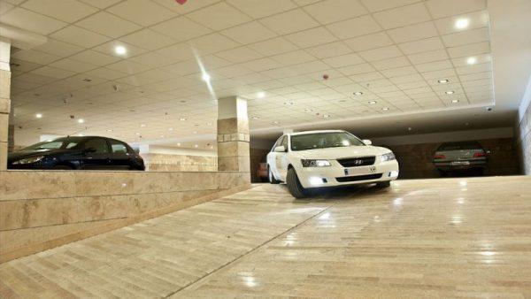 قوانین پارکینگ مجتمع های آپارتمانی