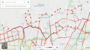 اعتراض به افزایش نرخ بنزین حمل و نقل در برخی شهرها را مختل کرد