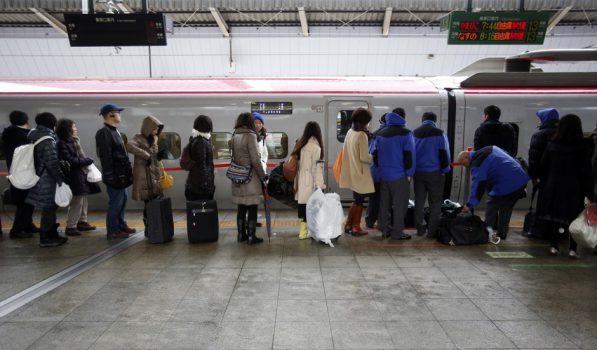 روانشناسی حیرتآور ایستگاههای مترو در ژاپن