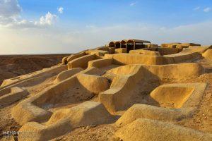 شهر سوخته زابل، نخستین شهر جهان