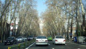 تحقق رویای خیابان کامل در تهران