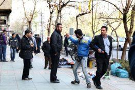«طرح بهرهبرداری از پیادهروها» نقض آشکار مالکیت عمومی