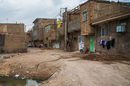 توسعه نامتوازن و حاشیه نشینی معضل بزرگ شهر ساوه