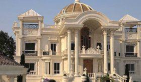 سبک معماری ایرانی در جدال با نماهای رومی