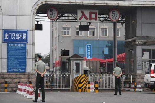 چین شهر هوشمند «ضد کرونا» می سازد