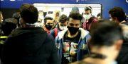 کرونا در کمین مسافران مترو/ بیش از ۱۵ دقیقه در شهر زیرزمینی نباشید