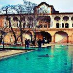 عمارت تاريخي خسرو آباد؛ تداعی شکوه و هنر عصر اردلانها