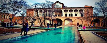 عمارت تاریخی خسرو آباد؛ تداعی شکوه و هنر عصر اردلانها