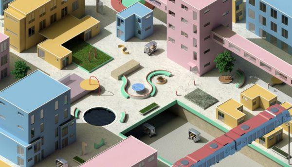 دسترسی به امکانات شهری و آسایش از ویژگیهای مهم شهر زندگی است