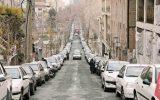 تهران دیگر جای پارک ندارد