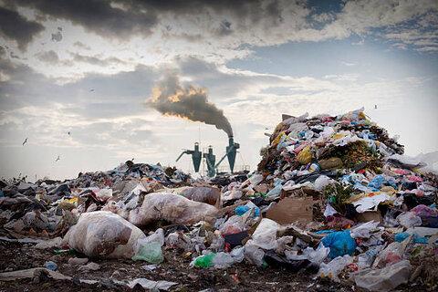 ۱۵۰۰ تن زباله در حلقه دره کرج دفن میشود